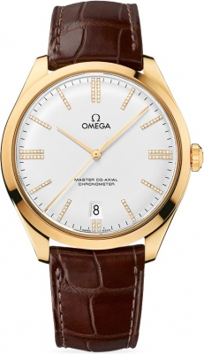Omega De Ville Tresor Master Co-Axial 40mm 432.53.40.21.52.003
