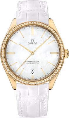 Omega De Ville Tresor Master Co-Axial 40mm 432.58.40.21.05.002