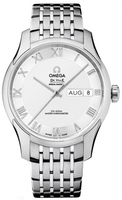 Omega De Ville Hour Vision Annual Calendar Co-Axial Master Chronometer 41mm 433.10.41.22.02.001