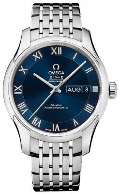 Omega De Ville Hour Vision Annual Calendar Co-Axial Master Chronometer 41mm 433.10.41.22.03.001