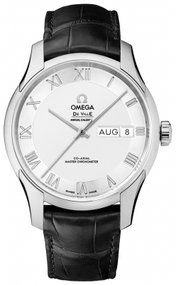Omega De Ville Hour Vision Annual Calendar Co-Axial Master Chronometer 41mm 433.13.41.22.02.001