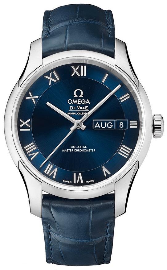 Omega De Ville Hour Vision Annual Calendar Co-Axial Master Chronometer 41mm  433 13 41 22 03 001
