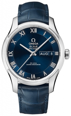 Omega De Ville Hour Vision Annual Calendar Co-Axial Master Chronometer 41mm 433.13.41.22.03.001