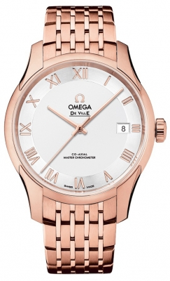 Omega De Ville Hour Vision Co-Axial Master Chronometer 41mm 433.50.41.21.02.001