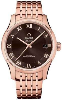 Omega De Ville Hour Vision Co-Axial Master Chronometer 41mm 433.50.41.21.13.001