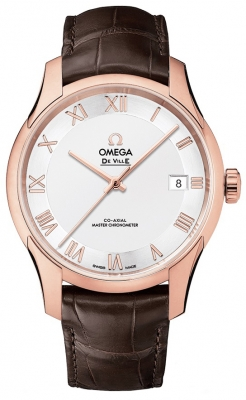 Omega De Ville Hour Vision Co-Axial Master Chronometer 41mm 433.53.41.21.02.001