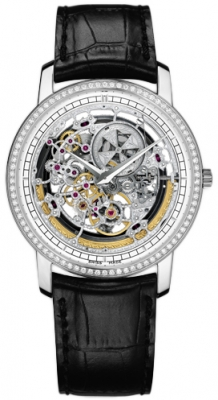 Vacheron Constantin Traditionnelle Openworked Automatic 38mm 43578/000g-9393