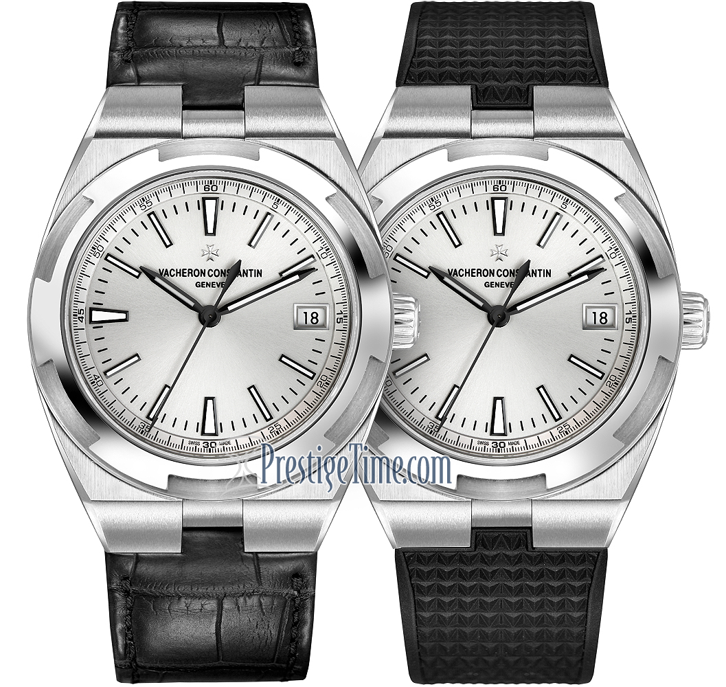 f4d4087027d 4500v 110a-b126 Vacheron Constantin Overseas Automatic 41mm Mens Watch