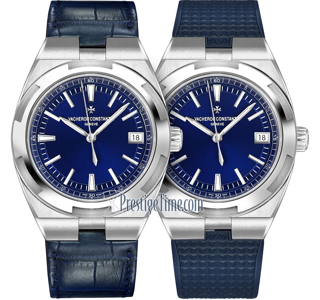 d884f45a307 4500v 110a-b128 Vacheron Constantin Overseas Automatic 41mm Mens Watch