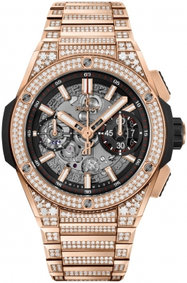 Hublot Big Bang Integral 42mm 451.ox.1180.ox.3704