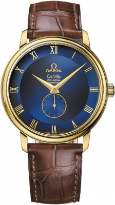 Omega Co-Axial Small Seconds 4613.80.02