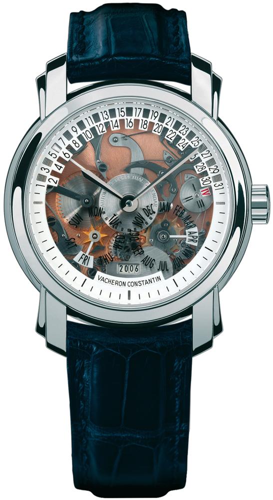 cf2413c974a Availability. Vacheron Constantin 31 Day Retrograde Perpetual Calendar Mens  Watch