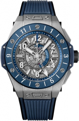 Hublot Big Bang Unico GMT 45mm 471.nl.7112.rx