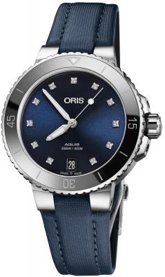 Oris Aquis Date Diamonds 36.5mm 01 733 7731 4195-07 5 18 46FC