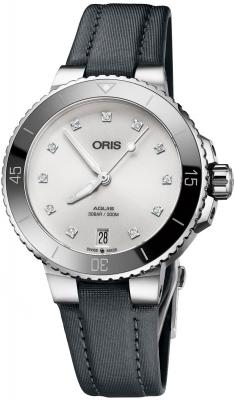 Oris Aquis Date Diamonds 36.5mm 01 733 7731 4191-07 5 18 45FC