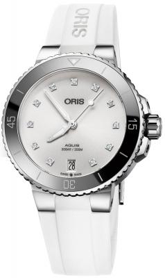 Oris Aquis Date Diamonds 36.5mm 01 733 7731 4191-07 4 18 63FC