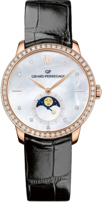 Girard Perregaux 1966 Automatic Moonphase 36mm 49524d52a751-ck6a