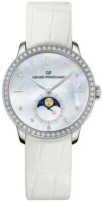 Girard Perregaux 1966 Automatic Moonphase 36mm 49524d53a752-ck7a