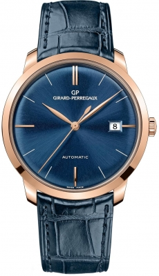 Girard Perregaux 1966 Automatic 38mm 49525-52-432-bb4a
