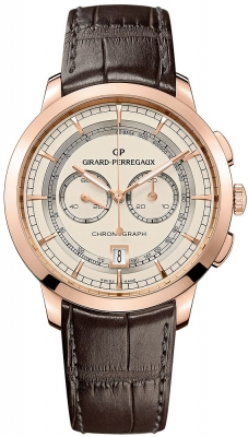 Girard Perregaux 1966 Column Wheel Chronograph 40mm 49529-52-131-baba