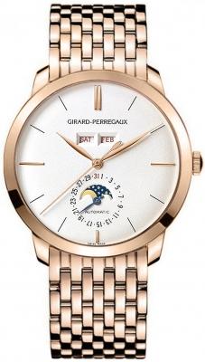 Girard Perregaux 1966 Full Calendar 40mm 49535-52-151-52a