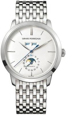 Girard Perregaux 1966 Full Calendar 40mm 49535-53-152-53a