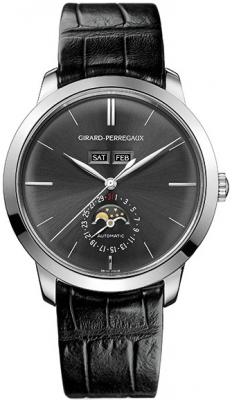 Girard Perregaux 1966 Full Calendar 40mm 49535-53-251-bk6a