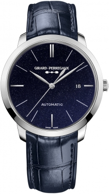 Girard Perregaux 1966 Orion 40mm 49555-11-435-bb4a