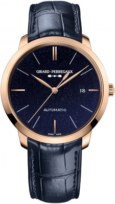 Girard Perregaux 1966 Orion 40mm 49555-52-431-bb4a