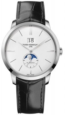 Girard Perregaux 1966 Large Date Moonphase 40mm 49556-53-132-bb6c