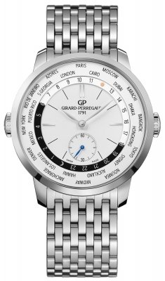 Girard Perregaux 1966 WW.TC 40mm 49557-11-132-11a