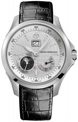 Girard Perregaux Traveller Large Date Moonphases 49650-11-132-bb6a