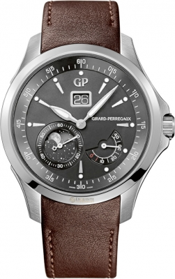 Girard Perregaux Traveller Large Date Moonphases 49650-11-231-hbba