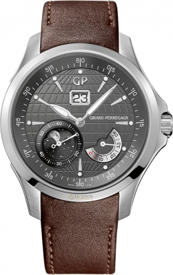 Girard Perregaux Traveller Large Date Moonphases 49650-11-232-hbba