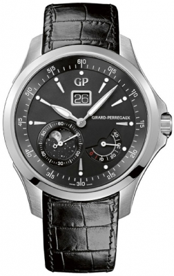 Girard Perregaux Traveller Large Date Moonphases 49650-11-631-bb6a