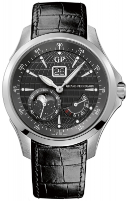 Girard Perregaux Traveller Large Date Moonphases 49650-11-632-bb6a