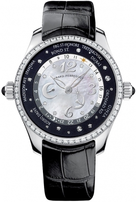 Girard Perregaux WW.TC Lady 24 Hour Shopping 49860d11a762-ck6a