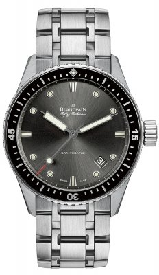 Blancpain Fifty Fathoms Bathyscaphe Automatic 43mm 5000-1110-70b