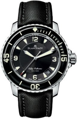 Blancpain Fifty Fathoms Automatic 5015-1130-52