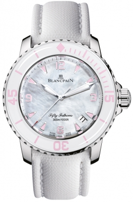 Blancpain Fifty Fathoms Automatic 5015-1144-52a
