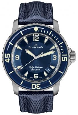 Blancpain Fifty Fathoms Automatic 5015-12b40-o52a