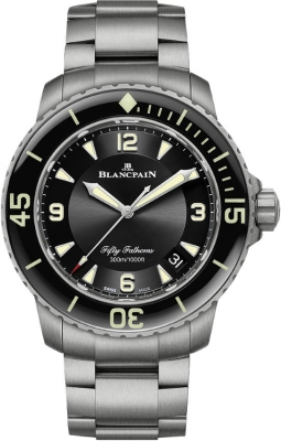 Blancpain Fifty Fathoms Automatic 5015-12b30-98