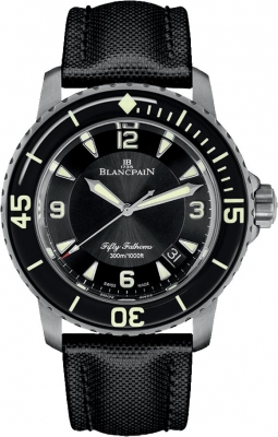 Blancpain Fifty Fathoms Automatic 5015-12b30-b52a