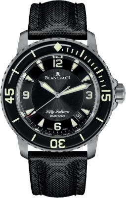 Blancpain Fifty Fathoms Automatic 5015-12b30-b52b