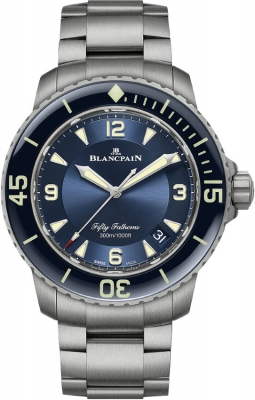 Blancpain Fifty Fathoms Automatic 5015-12b40-98