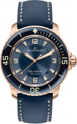 Blancpain Fifty Fathoms Automatic 5015-3603c-63b