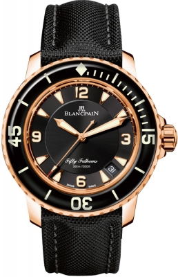 Blancpain Fifty Fathoms Automatic 5015-3630-52b