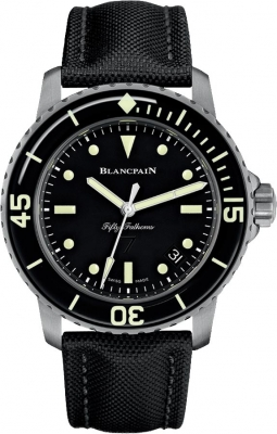 Blancpain Fifty Fathoms Automatic 5015e-1130-52b