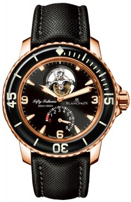 Blancpain Fifty Fathoms Tourbillon 8 Days 5025-3630-52a