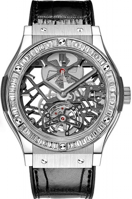 Hublot Classic Fusion Skeleton Tourbillon 45mm 505.nx.0170.lr.1904